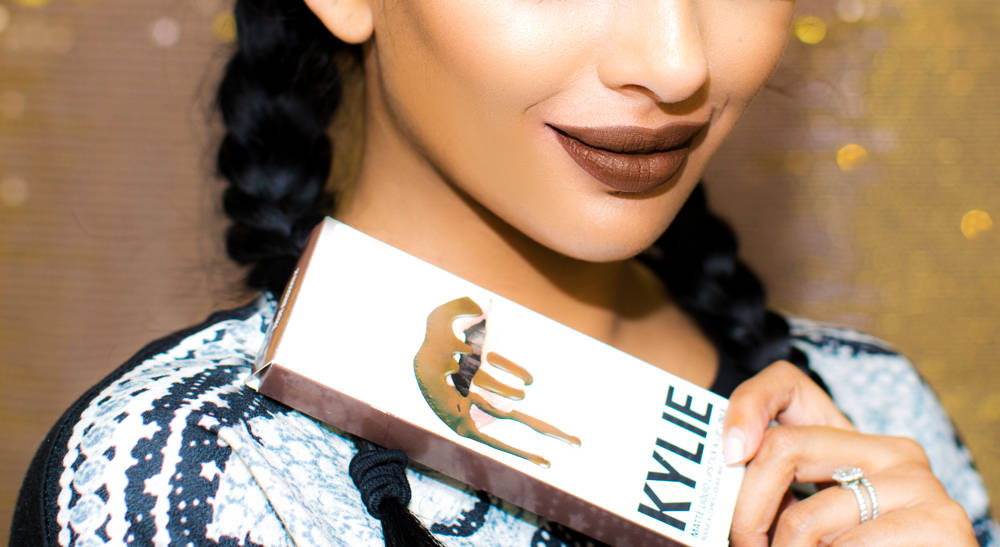 Brown Liquid Lips for Brown Girls